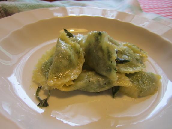 mezzelune ricotta e spinaci (4)