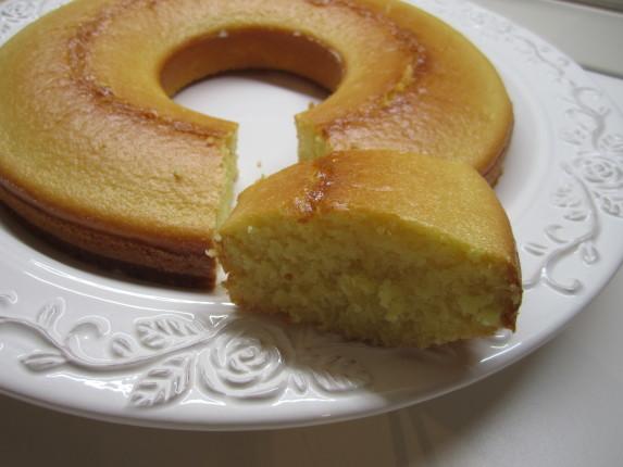 torta morbida arancia no uova (3)