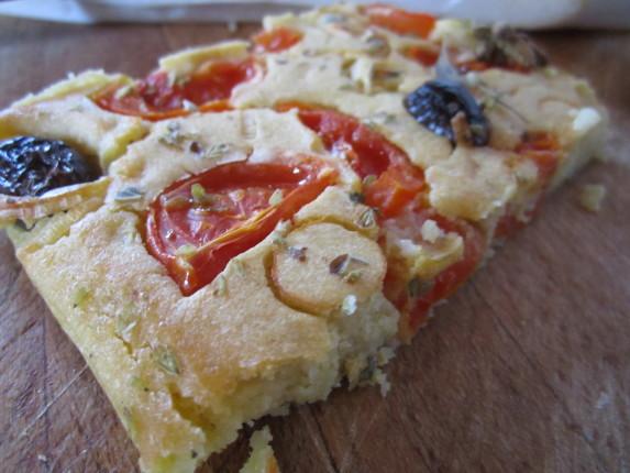 farinata con pomodorini e porri (3)