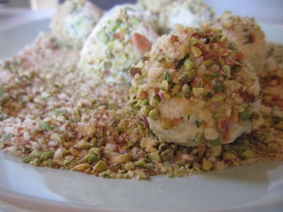 crocchette di ricotta e zucchine ai pistacchi (3)