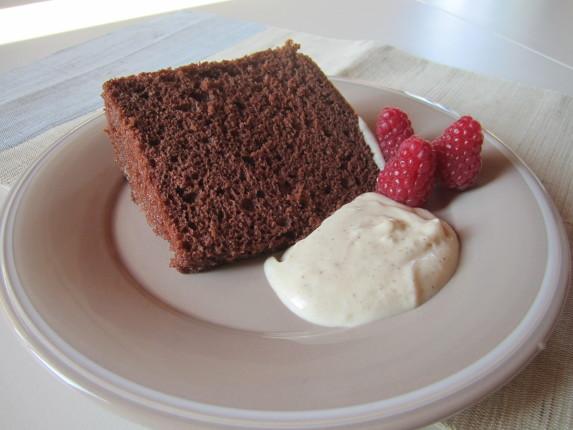 chiffon cake al cacao (6)