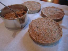 Hamburger di lenticchie (1)
