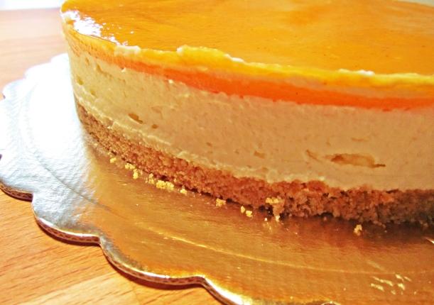 cheesecake caki e cocco