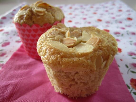 muffin veg mandorle e limone