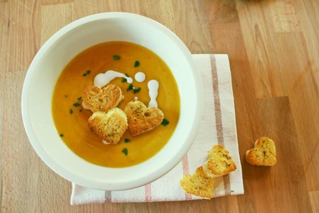 zuppa speziata con latte di cocco (8)
