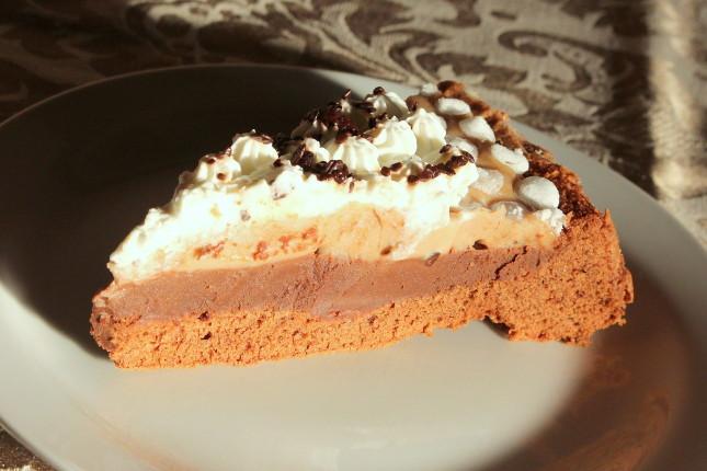 crostata morbida mont blanc