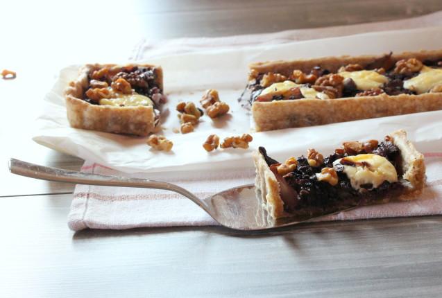 tart radicchio mascarpone e noci (1)