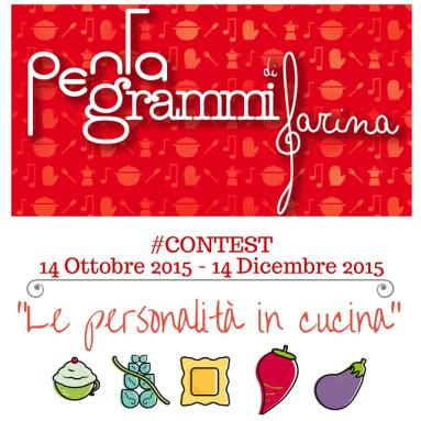 contest foodblog 1 anno pentagrammi di farina le personalità in cucina