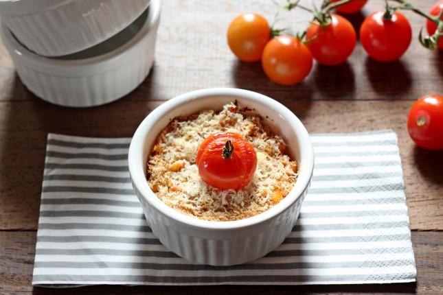 sformato di riso e ricotta in cocotte (3)