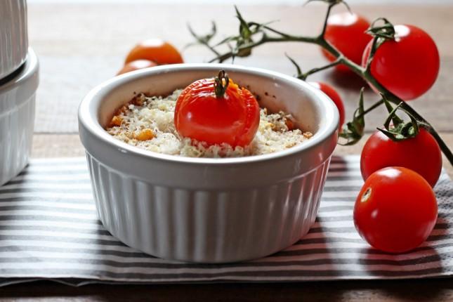 sformato di riso e ricotta in cocotte (5)