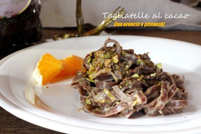 tagliatelle cacao arancia e pistacchi (2)