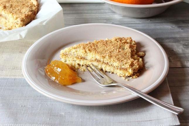 sbriciolata gluten free con marmellata di arnce amare (2)