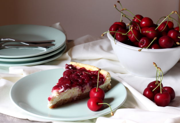 cheesecake alle ciliegie (6)