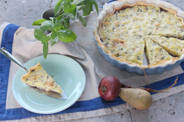 torta-salata-caprino-cipolla-4