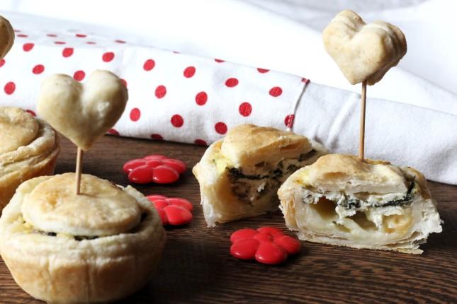 tortini romantici con bietole ricotta e asiago (3)
