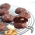 coockies cioccolato caramello e pretzel