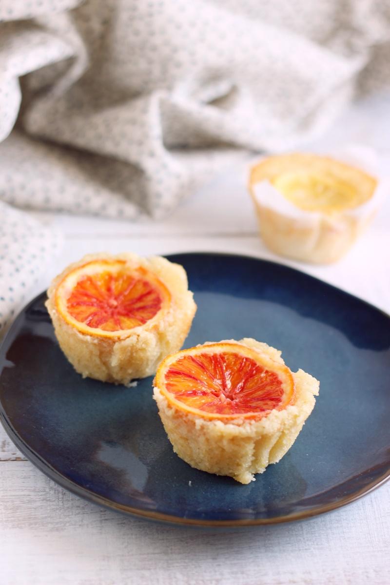 dolcetti semolino arancia limone